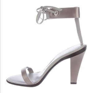 TOD'S ankle strap heels size 7 1/2